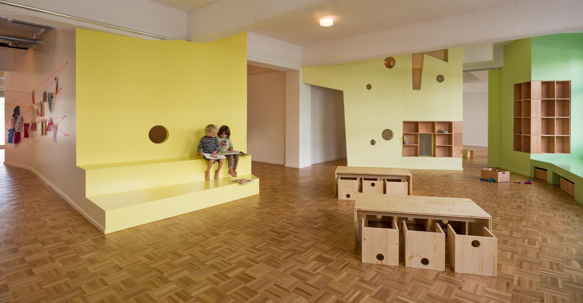 kita loftschloss baukind architekten. Black Bedroom Furniture Sets. Home Design Ideas