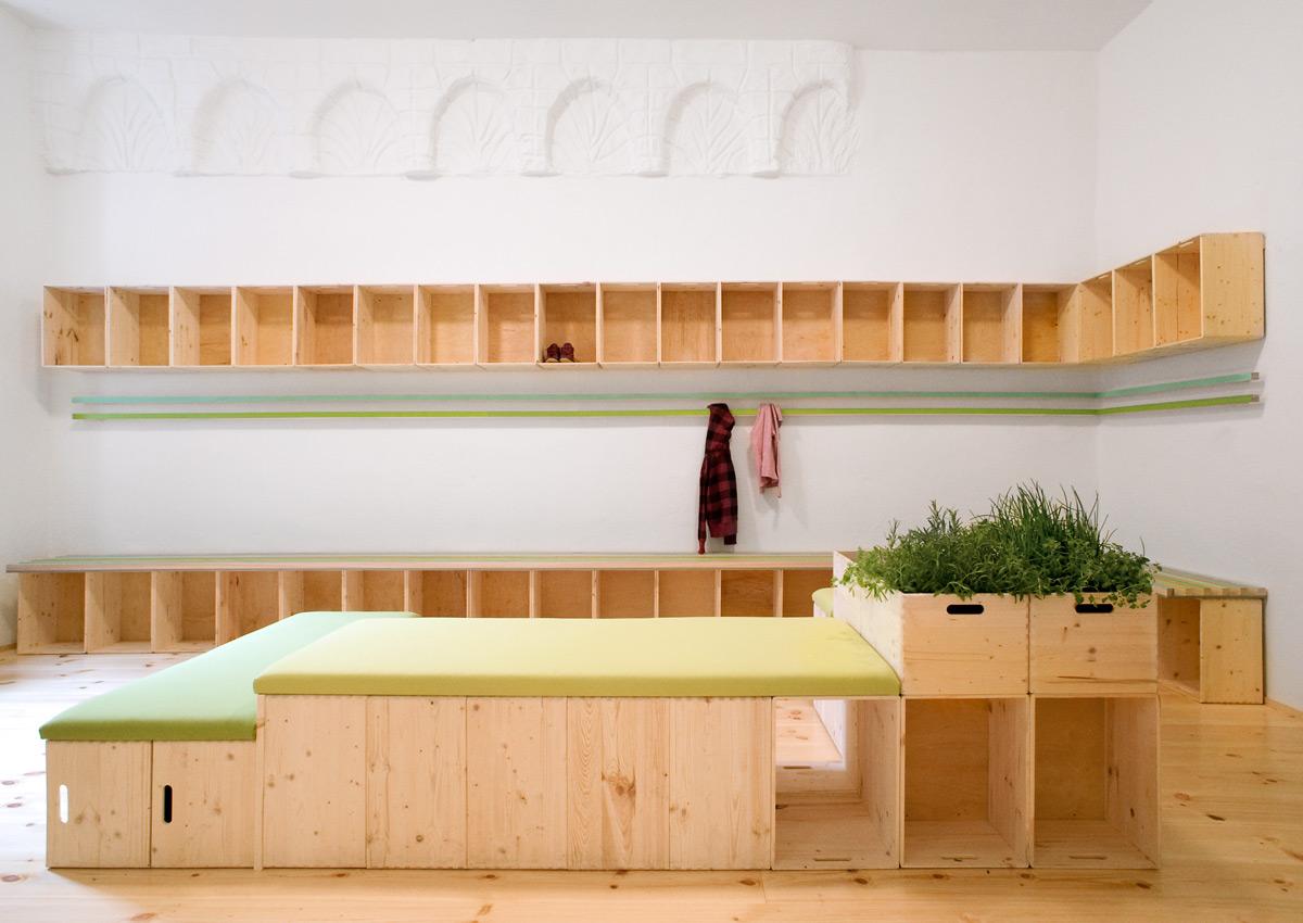 kita spreesprotten baukind architekten. Black Bedroom Furniture Sets. Home Design Ideas