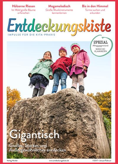 Baukind Presse Cover der Entdeckerkiste Januar 2017
