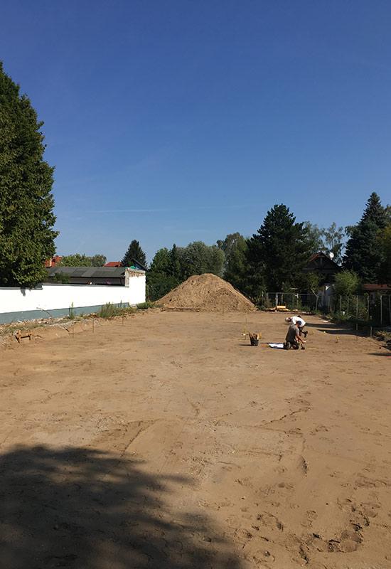 baukind Kita KiKu Kinderland Baustelle